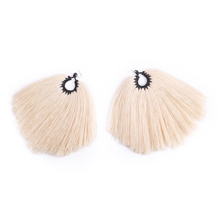 Caralarga Earrings | #fashion #jewellery #earrings #accessories #valerydemure [discover more at www.valerydemure.com]