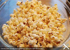 Kirmes Popcorn