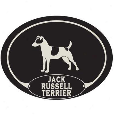 jack russell silhouette   RED Border Collie Bone Hang Up NATURAL OAK @ Pet supplies online shop ...