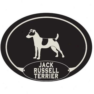 jack russell silhouette | RED Border Collie Bone Hang Up NATURAL OAK @ Pet supplies online shop ...