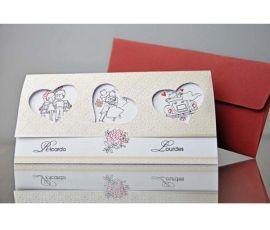 Colección EMMA 2014 – Boda Style Invitación de boda 34900