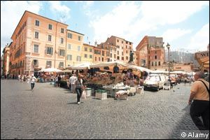 ITALY - Rome restaurants