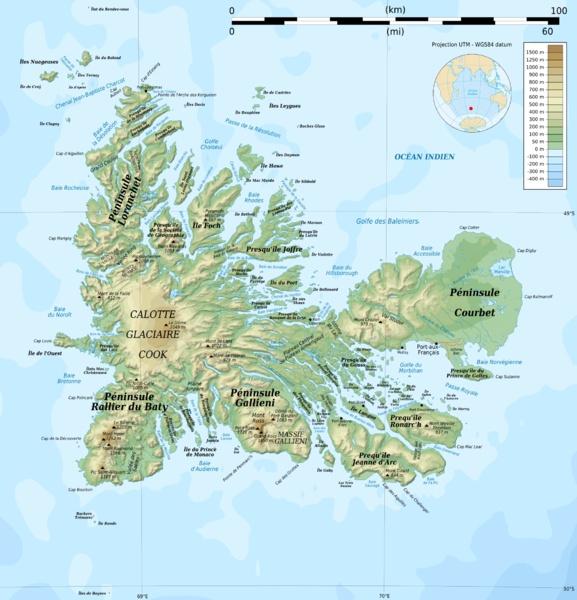 Kerguelen Island