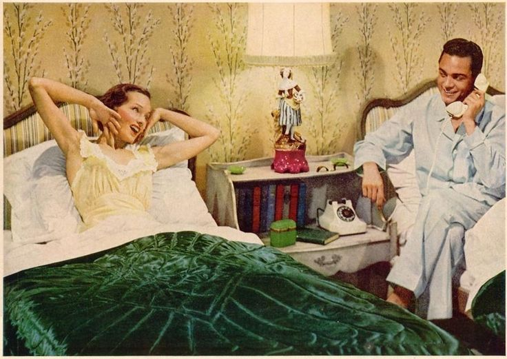 183 Best 1950s Bedroom Images On Pinterest 1950s Bedroom
