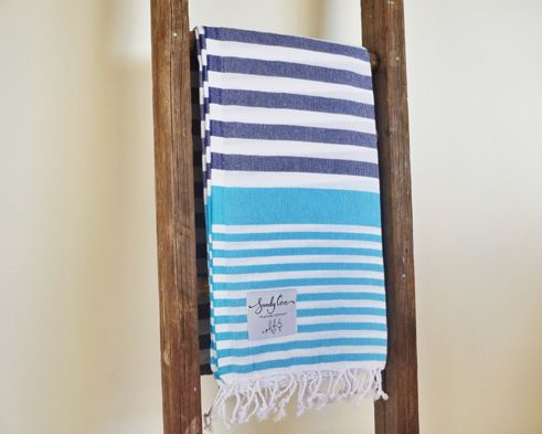 Traveller Towel - Whitehaven $39.95
