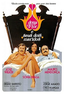 Brazilian movie, with Sônia Braga, based on the novel of Jorge Amado