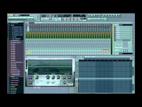 Progressive House - Sidechain Tutorial Fl Studio (deadmau5 style) - YouTube