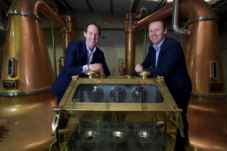 "Teeling Distillery · Mrz. 30. 2015 · ""The SpiritofDublin is flowing at the Teeling Distillery Newmarket!"""
