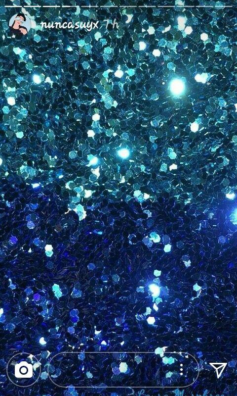 Fondos de pantalla glitter azul