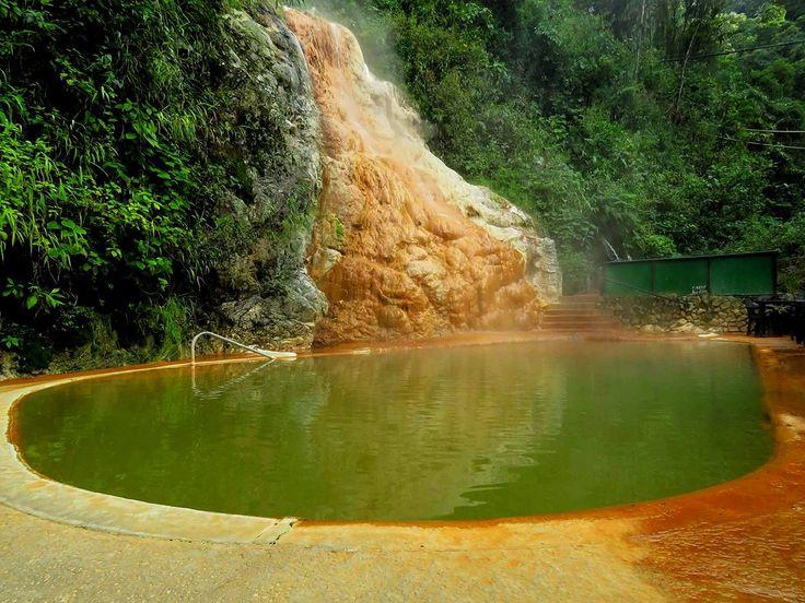 Termales Hotel: piscinas de aguas termales perfectas para la relajación