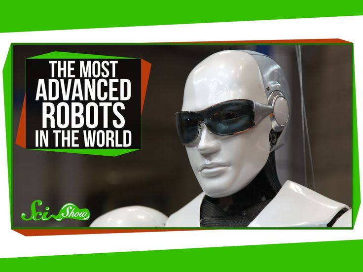 The Most Advanced Robots in the World