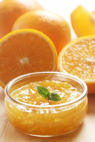 Marmelade van sinaasappel
