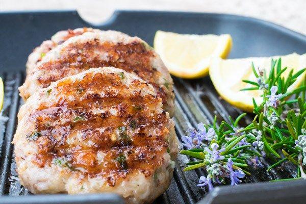 Best Grilled Chicken Burgers