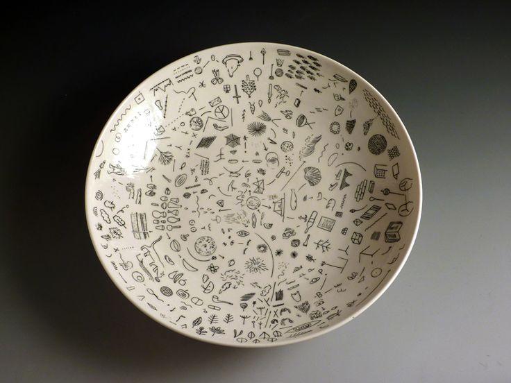 Ceramics : it's raining elephants