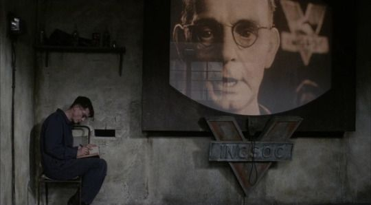 Nineteen Eighty-Four (1984, Michael Radford) /  Cinematography by Roger Deakins