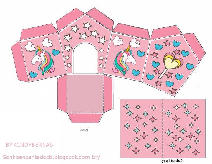 13411 besten moldes de cajas y kits para fiestas bilder. Black Bedroom Furniture Sets. Home Design Ideas
