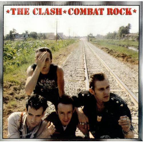 Clash - Combat Rock - LP