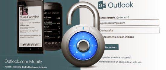 ¿Cómo desbloquear mi cuenta de Outlook?