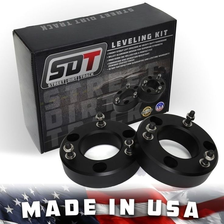 Ford F  Front Lift Leveling Kit Wd Wd
