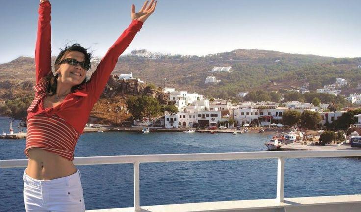 Cruise: Dreamlike holidays on board