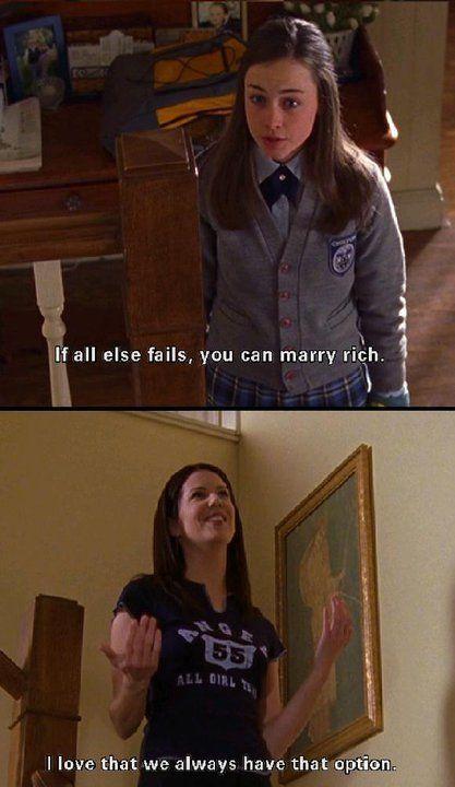 Gilmore Girls!