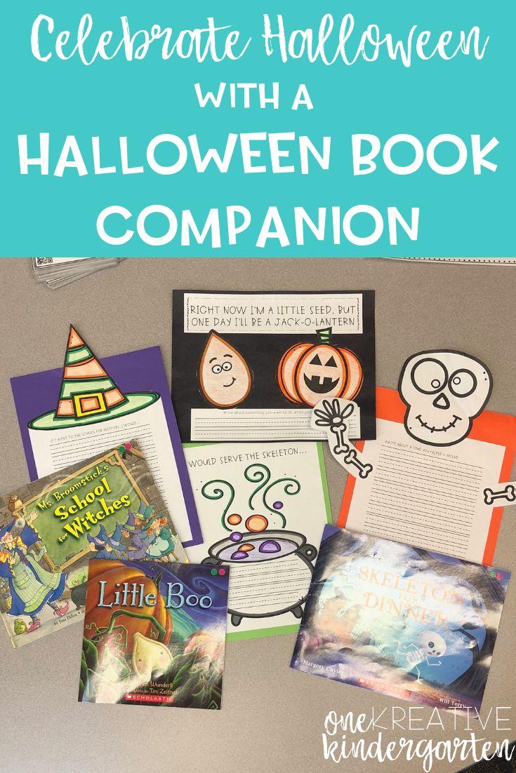 Have fun Halloween with a Halloween Ebook Companion