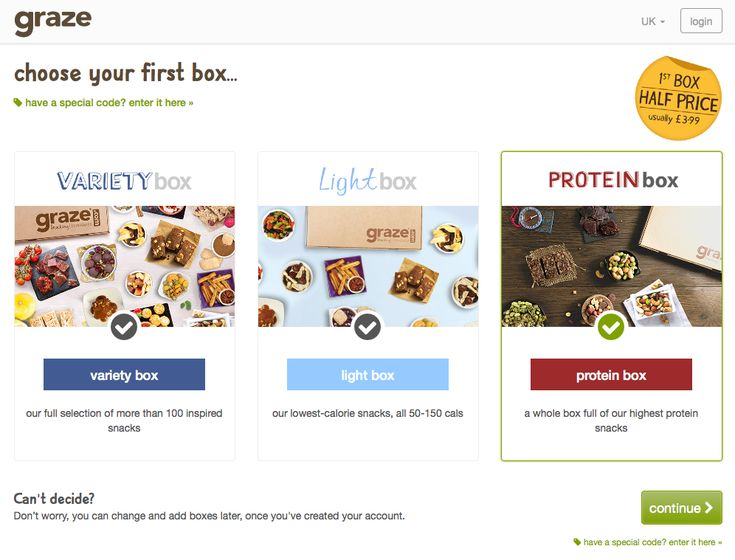 25 excellent #UX examples from #ecommerce sites