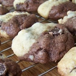 """Half and Halfs I """"The best cookies i have ever made! My friends LOVE them and also say they're the best cookies they have ever tasted!"""""""