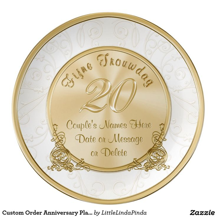 Custom Order Anniversary Plates Fijne Trouwdag. Call Linda to Create this with YOUR TEXT. Linda 239-949-9090