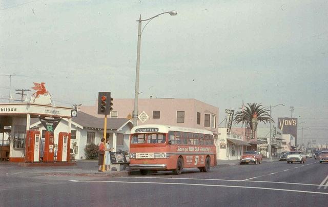 Greyhound Buses Long Beach Station