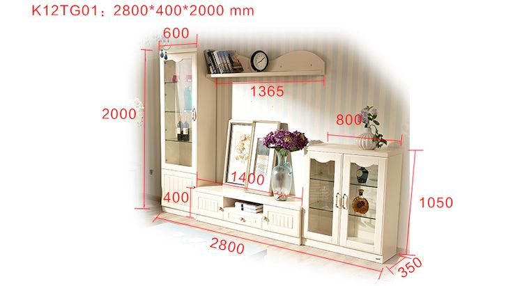 Aliexpress.com da dan deki oturma odası şarap kabine tv kabine kombinasyonu rustik mobilya tv dolap ofis küçük