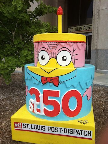 123 best St Louis Birthday cakes images on Pinterest Anniversary