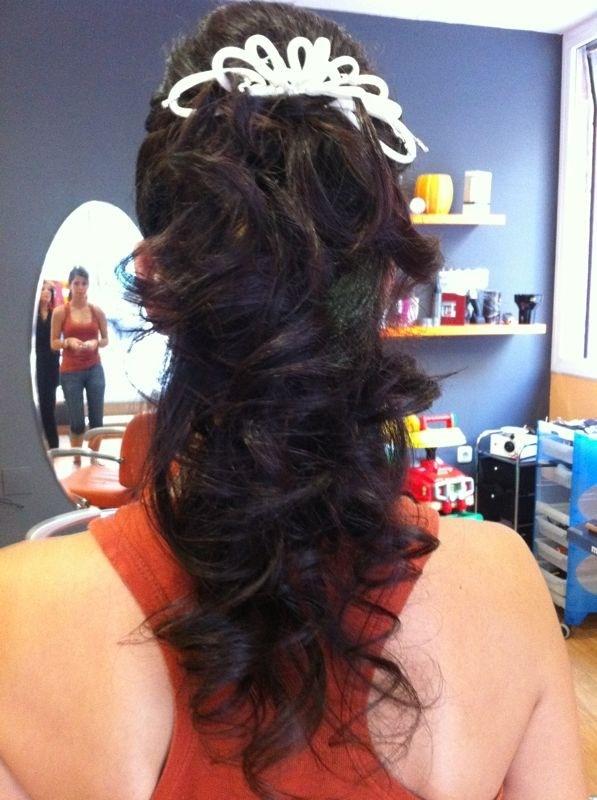 #peinado #corona #peluqueria #boda #moda #estilo #wedding #hairstyle