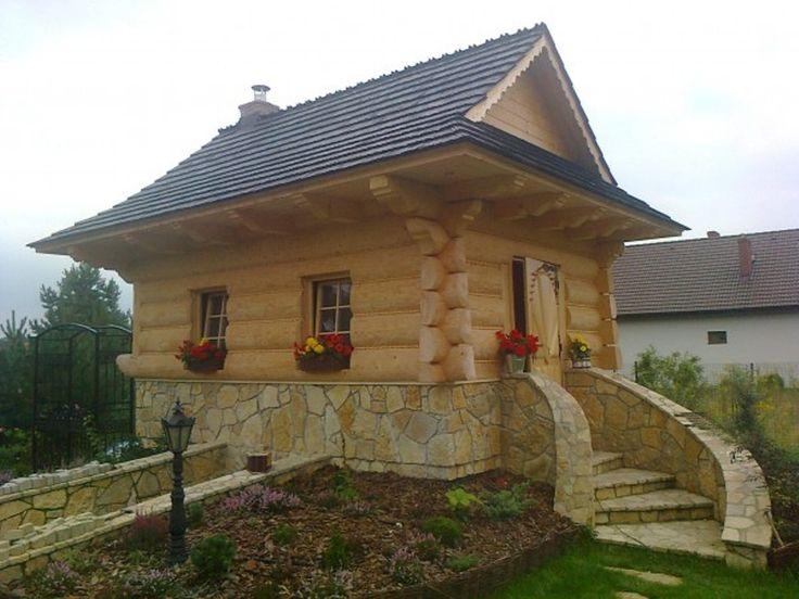 Domy góralskie drewniane -House Poland