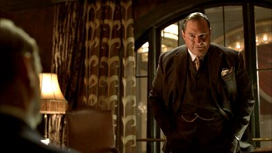 Boardwalk Empire recap, where I'm reminded that they don't use Stephen Root nearly enough.