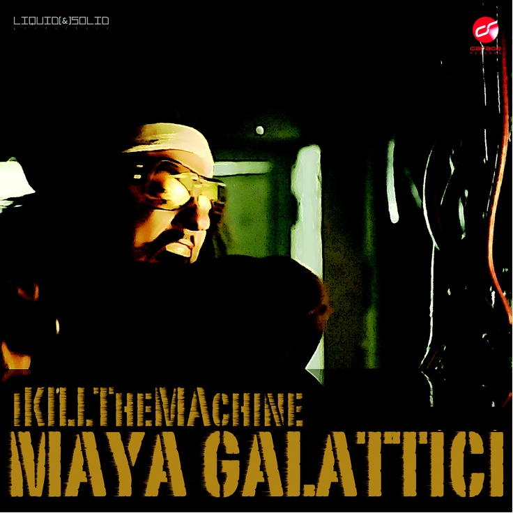 """Images from our Video """"iKILLTheMAchine"""" Maya Galattici 2013  Great work with the powerful help of liquid - garagerecords - Luigi Tadiotto"""
