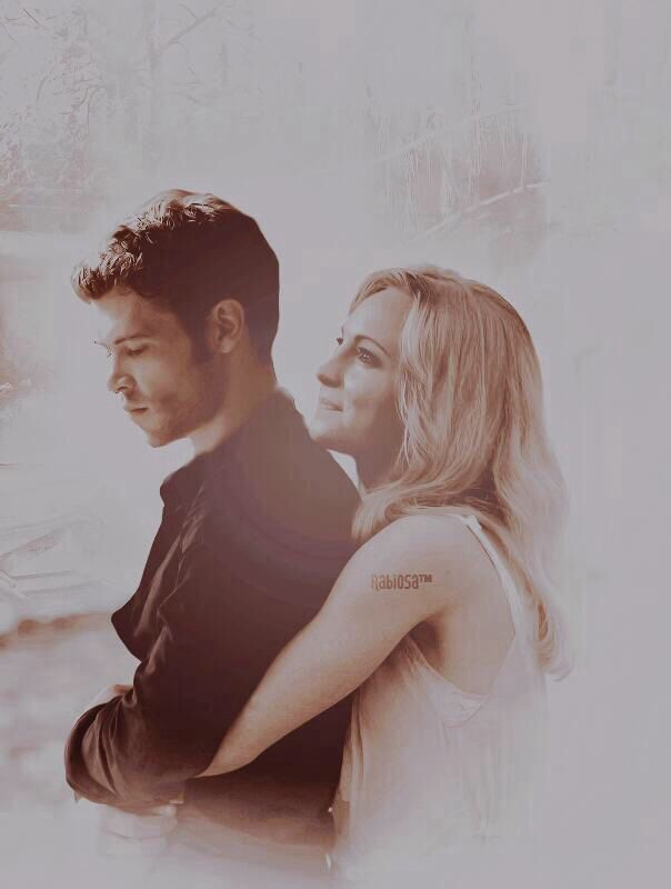 Klaroline Love Klaus and Caroline