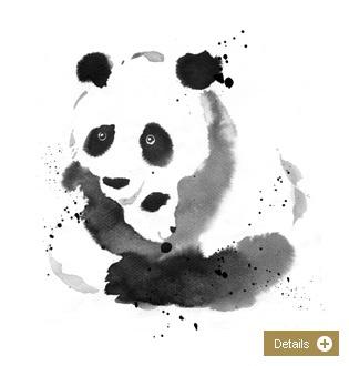 Dessin Panda......