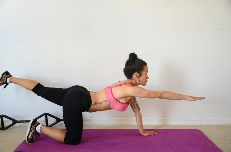The Best Exercises to Flatten the Stomach After a C-Section