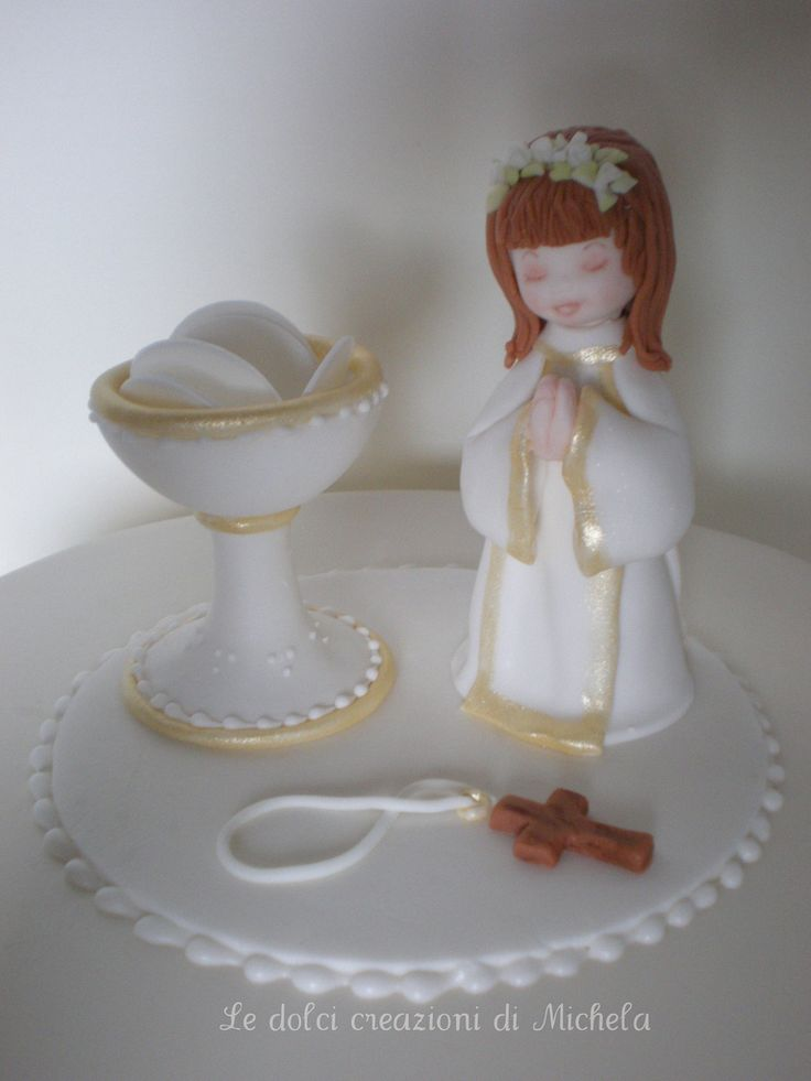 First Communion Cake Toppers 152 best 1a.comuni&#24...