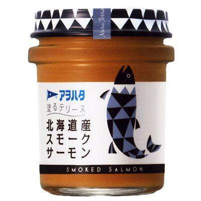 アヲハタ 塗るテリーヌ <北海道産スモークサーモン> - 食@新製品 - 『新製品』から食の今と明日を見る!Smoked Salmon PD