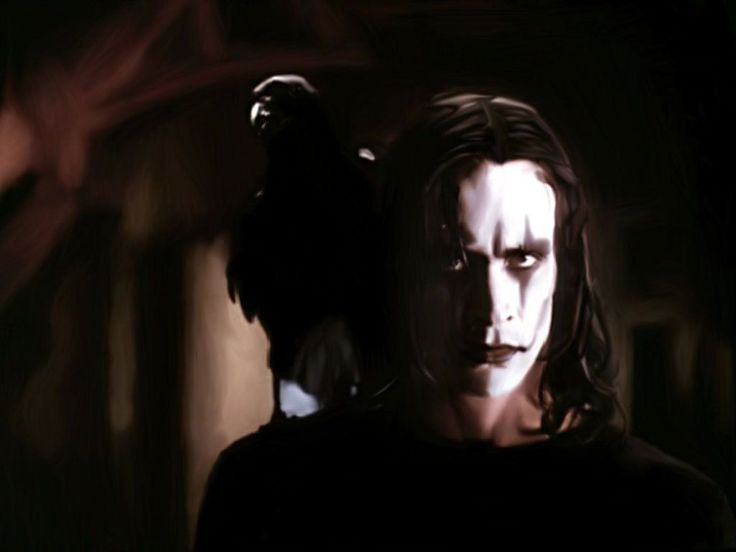 Lokie66: The Crow. In my opinion was the best movie of all time.♡♡