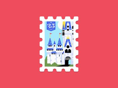 Main St. Post Office Stamp Collection 1|16