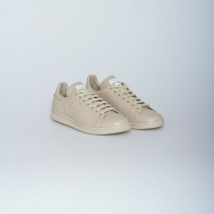Adidas by Raf Simons 'Stan Smith' Low Top Sneaker in Dust Sand | Atrium
