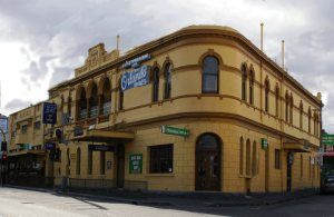 The Village Belle Hotel is a St Kilda icon. So deeply embedded in the local consciousness, the area surrounding this hotel (Acland Street) became known as the Village Belle Precinct, even officially recognised as such by the local council.  So, of course this amazing venue is a part of the inaugural StripFest! #StripfestSKV