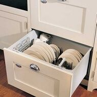 Drawer Dishwasher Is Cleverly Concealed (Kitchen Design Ideas) Part 27