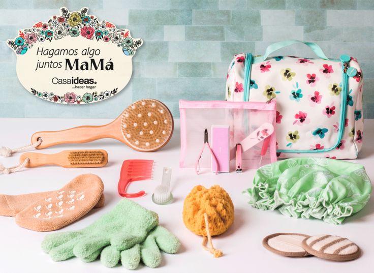 Regala a tu mamá un día de tranquilidad y belleza con toda nuestra variedad de Spa, donde encontrarás esponjas exfoliadoras, guantes hidratantes y de todo para relajarse en casa.