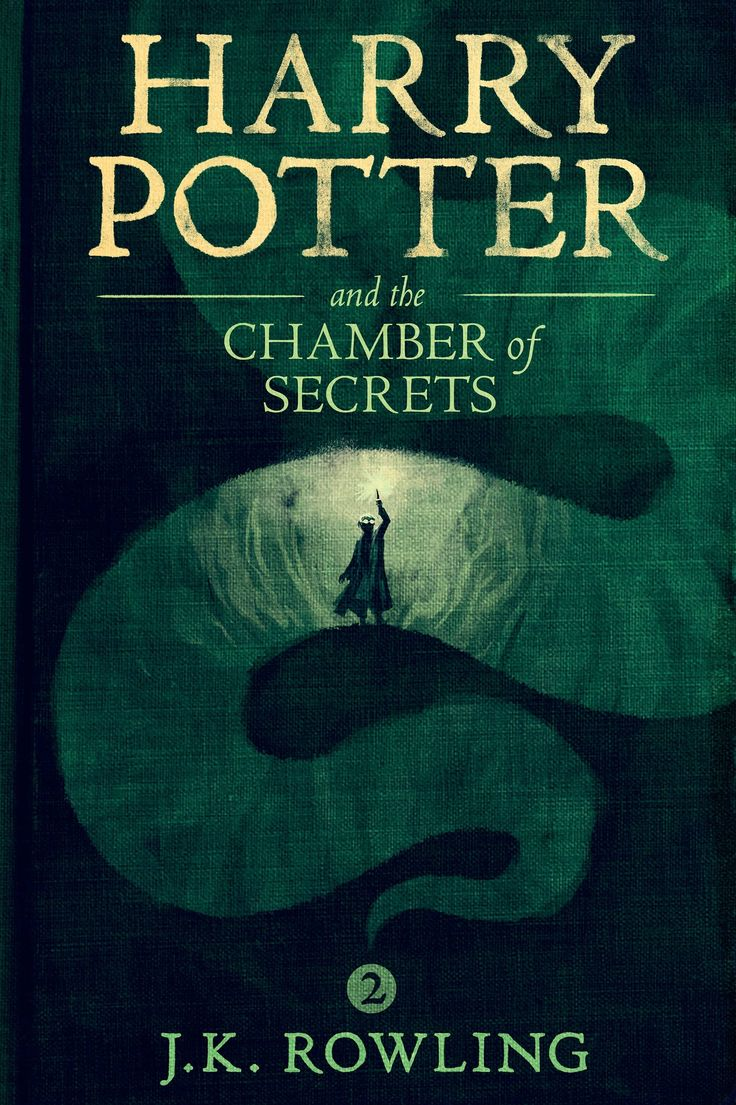New Harry Potter Ebook Covers: The Chamber Of Secrets (from Imgur)  #harrypotter