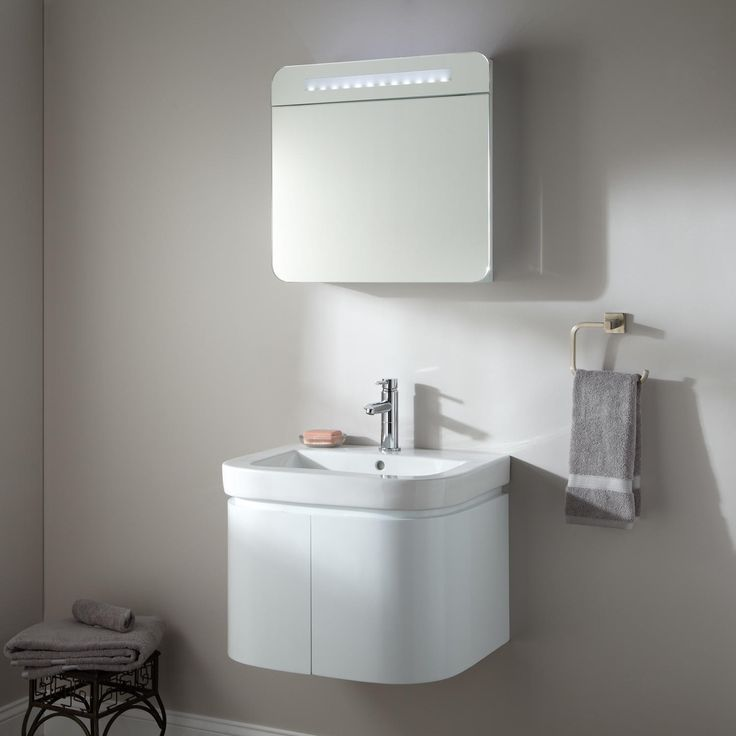 24  Cyrus Wall Mount Vanity with Lighted Medicine Cabinet. 17 best ideas about Lighted Medicine Cabinet on Pinterest