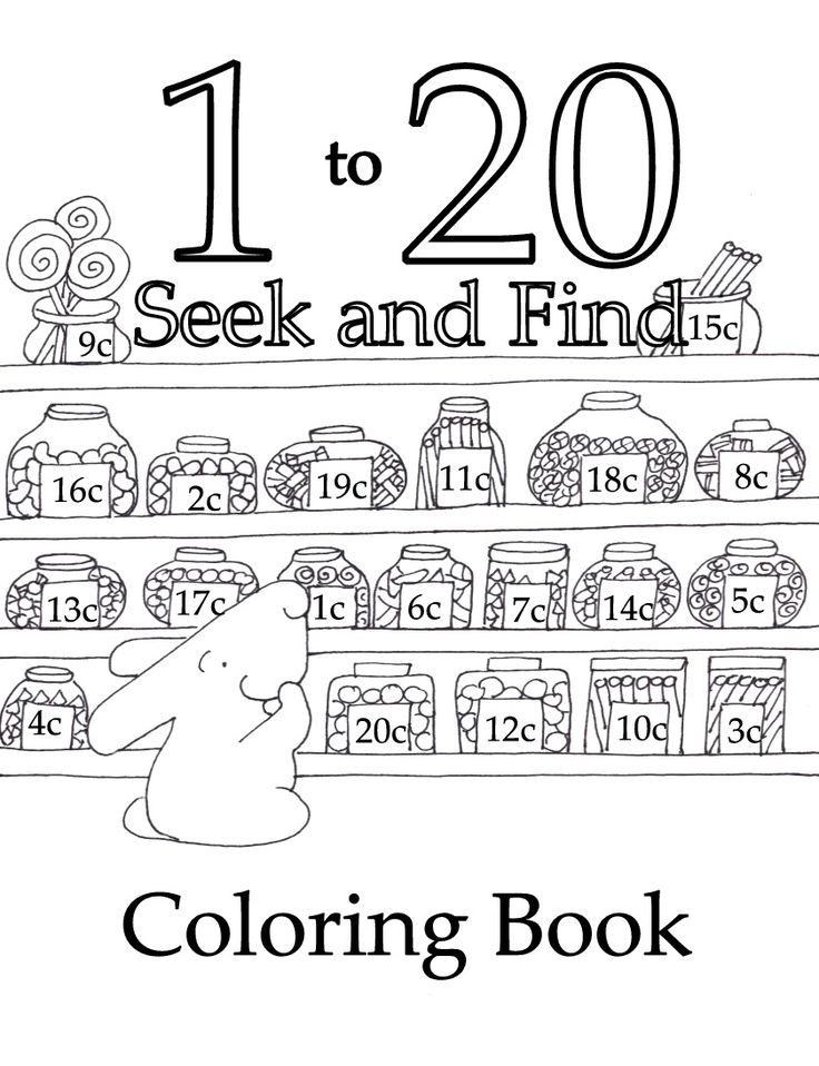 Seek And Finds Free PreschoolPreschool EducationClassroom ActivitiesColoring SheetsColoring